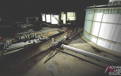 3D Scanning meets Oil and Gas