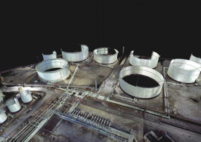 Laser scanning services Oil AND GAS
