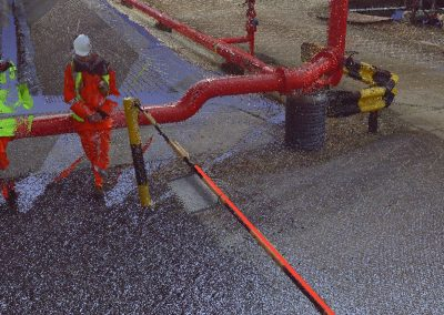 Point Cloud Data Laser scanning services Oil AND GAS