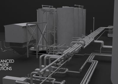 3D Model of a Terminal