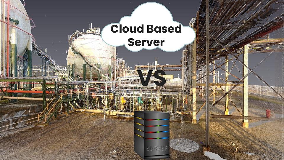 Physical Server vs Cloud